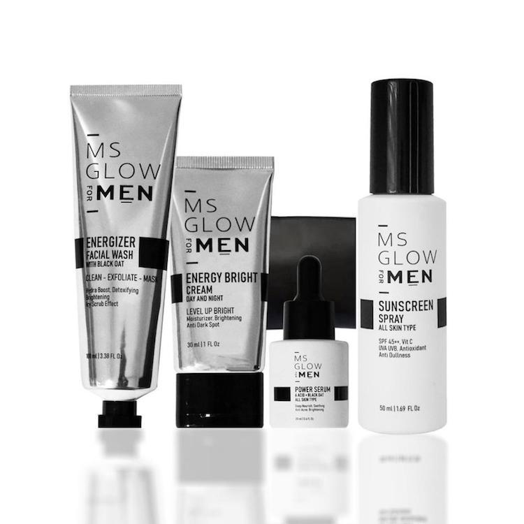 MS GLOW For Men Paket Complete : Complete Set