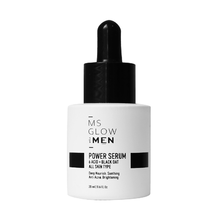 MS Glow For Men Power Serum